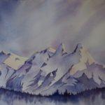 Nimpkish Peaks